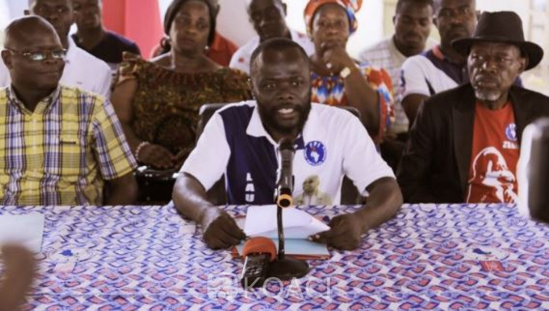 Côte d'Ivoire : Le film de l'arrestation de Justin Koua à Korhogo selon son parti,  qui condamne et exige sa libération immédiate
