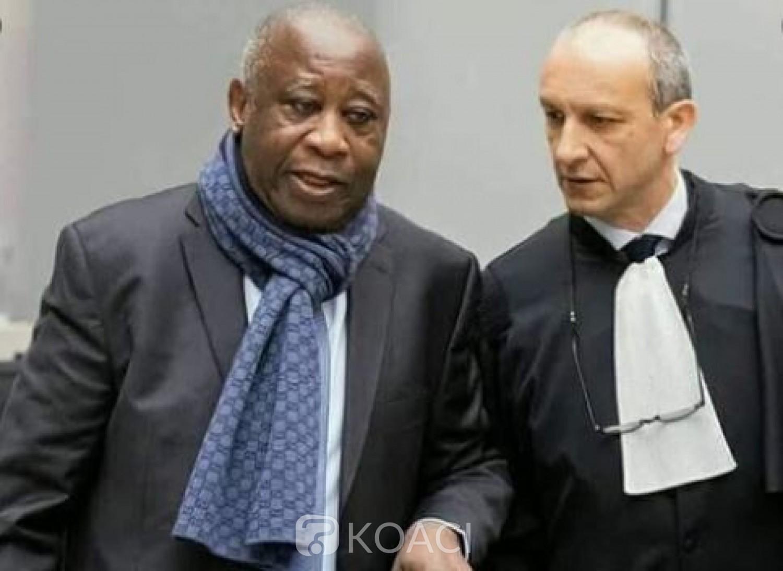 Côte d'Ivoire : Toujours en attente du verdict du procès en appel à la CPI, la Défense de Gbagbo répond à la chambre suite à sa décision du 02 septembre
