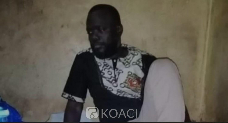 Côte d'Ivoire : Justin Koua inculpé, placé en détention à Korhogo puis transféré à la prison de Boundiali