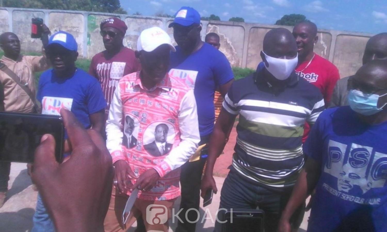 Côte d'Ivoire : Devant les militants GPS à Ferké, le maire révèle, « Le RHDP a tenté de m'acheter à coup de centaine de millions...»