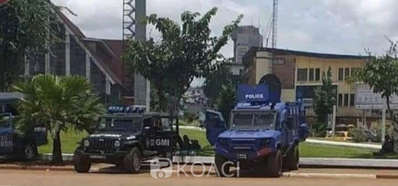 Cameroun : Défié par des opposants, l'Etat étale sa puissance de répression contre l'insurrection programmée par le Mrc