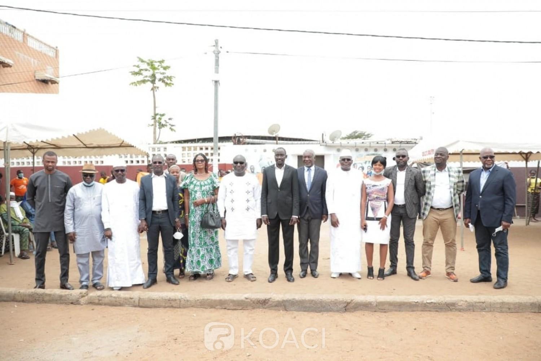 Côte d'Ivoire : Abdourahmane Cissé lance un fonds d'aide au profit de 1000 jeunes et femmes pour le financement de leurs projets