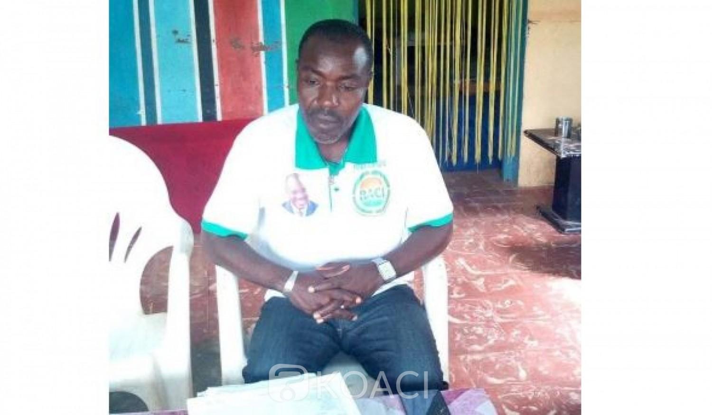 Côte d'Ivoire : Après la conférence de presse de Soro à Paris, le délégué départemental RACI de Toulepleu désavoue Soro
