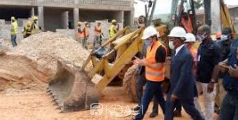 Côte d'Ivoire : Infrastructures sanitaires,  d'importantes avancées enregistrées en faveur des projets en cours de réalisation