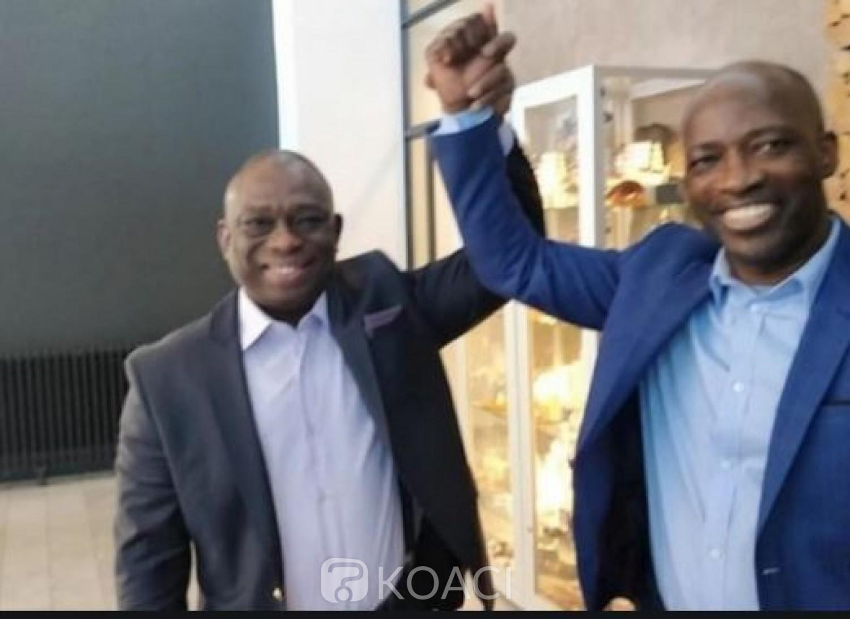 Côte d'Ivoire : Présidentielle 2020, Blé Goudé invite son « ami » KKB à être du bon côté de l'histoire