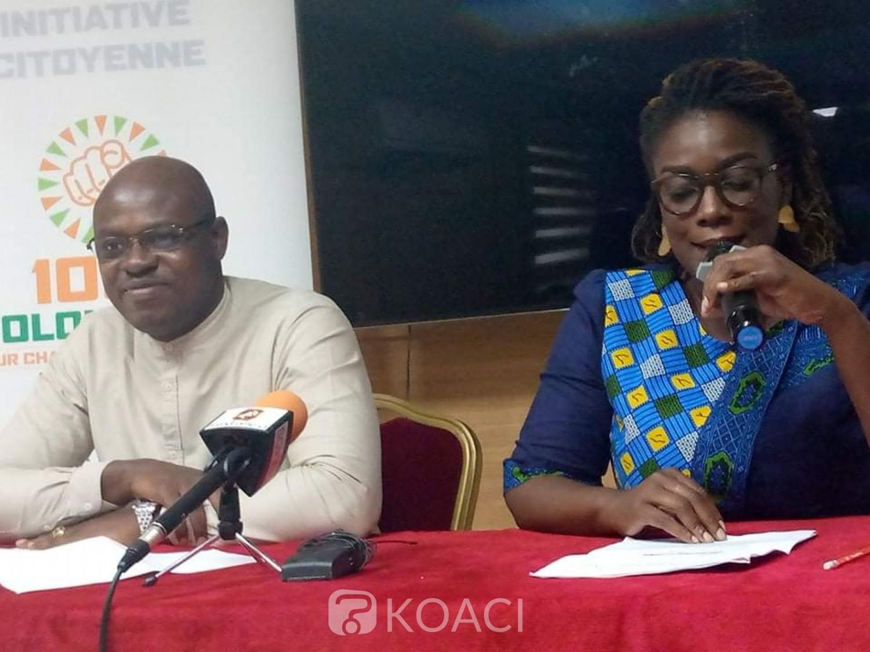 Côte d'Ivoire : Élection présidentielle, le candidat recalé, Serge Franck Djibré opposé à l'appel à la désobéissance civile de Bédié