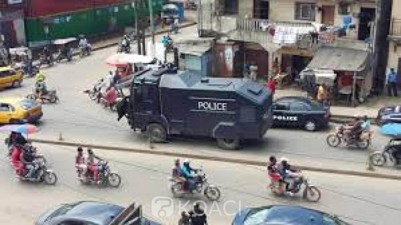 Cameroun : Journée sous très haute tension avec le début du mouvement  insurrectionnel  du Mrc