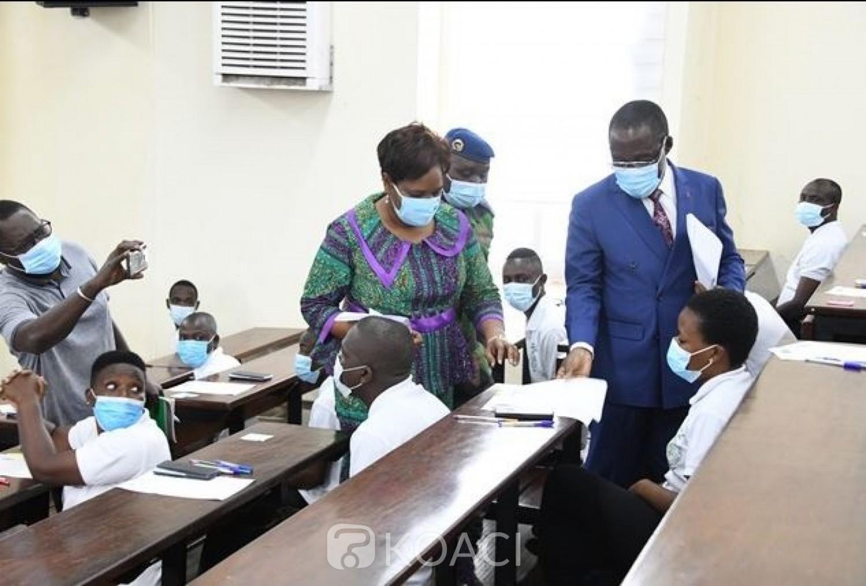 Côte d'Ivoire : INFAS, 2 254 étudiants en fin de formation à l'assaut du diplôme d'Etat