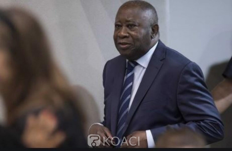 Côte d'Ivoire : CPI, avant de se prononcer sur son retour au pays, la Chambre d'appel rejette une requête de la Défense de Gbagbo