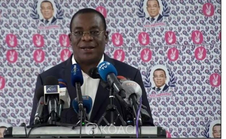 Côte d'Ivoire : Election 2020, Affi suspend sa participation et s'inscrit à la désobéissance civile lancée par Bédié