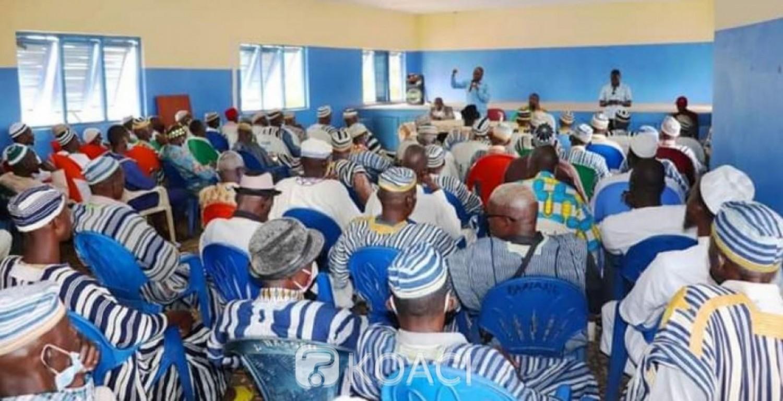 Côte d'Ivoire : Danané, face aux troubles en prélude à l'élection présidentielle, le maire invite sa population à « sauvegarder ses acquis...»