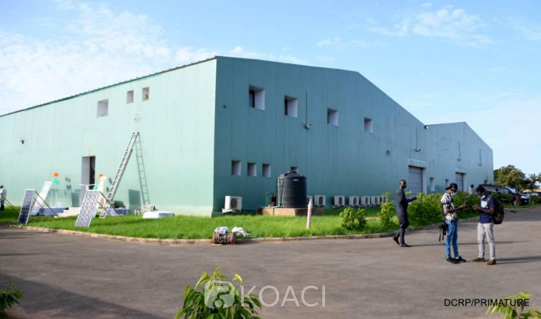 Burkina Faso : Une usine de production de panneaux solaires inauguré