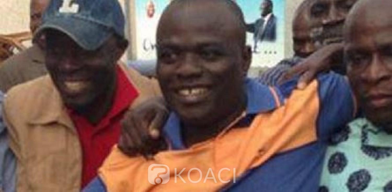 Côte d'Ivoire : Justin Koua transféré à Bouaké pour cause de travaux à la prison de Korhogo et de manque de capacité d'accueil à Boundiali