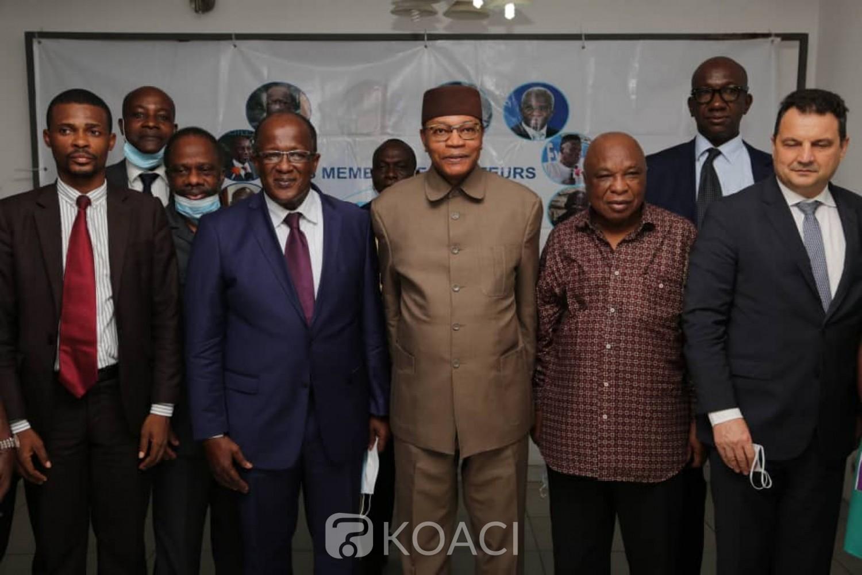 Côte d'Ivoire : Election 2020, rencontre Ibn Chambas et l'opposition, EDS demande « le retrait de la candidature d'Alassane Dramane Ouattara, qui est au terme de son 2ème mandat»