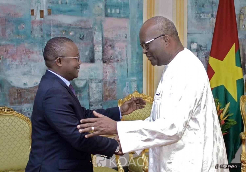 Burkina Faso : le président Kaboré à Bissau pour l'indépendance de la Guinée-Bissau