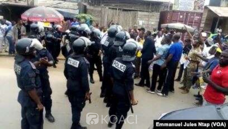 Cameroun : Le Mrc annonce l'arrestation des centaines de manifestants