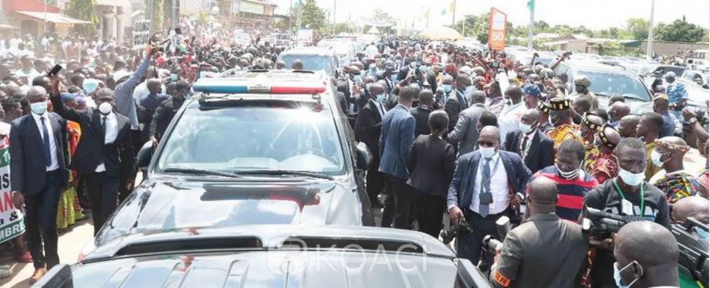 Côte d'Ivoire : Le porte-parole du Gouvernement tourne en dérision l'appel de l'opposition : « ce n'est pas de la désobéissance, c'est l'obéissance civile »