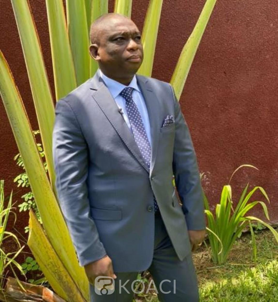 Côte  d'Ivoire : Appel à la désobéissance civile, KKB se démarque  de l'opposition « Je ne participe pas à ce qui divise la Cote d'Ivoire »