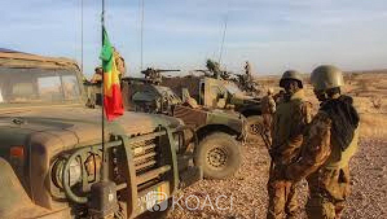 Mali : Trois soldats du G5 Sahel tués dans une attaque près de la frontière Burkinabé