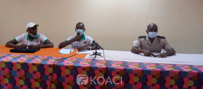 Côte d'Ivoire : Appel à la désobéissance civile, des jeunes du Tonpki affirment ne plus être prêts pour donner leur poitrine pour des hommes politiques