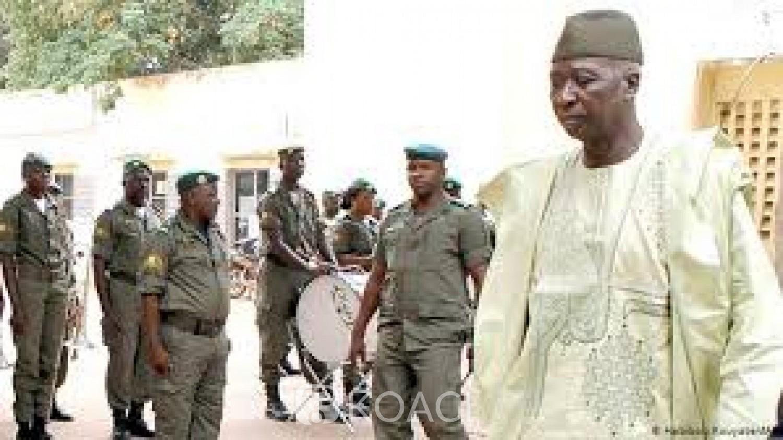 Mali : Première apparition publique du Président de transition Bah Ndaw