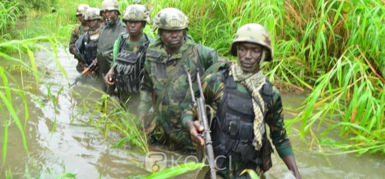 Nigeria : Reddition d'un commandant de Boko Haram avec ses quatre femmes à l'Armée