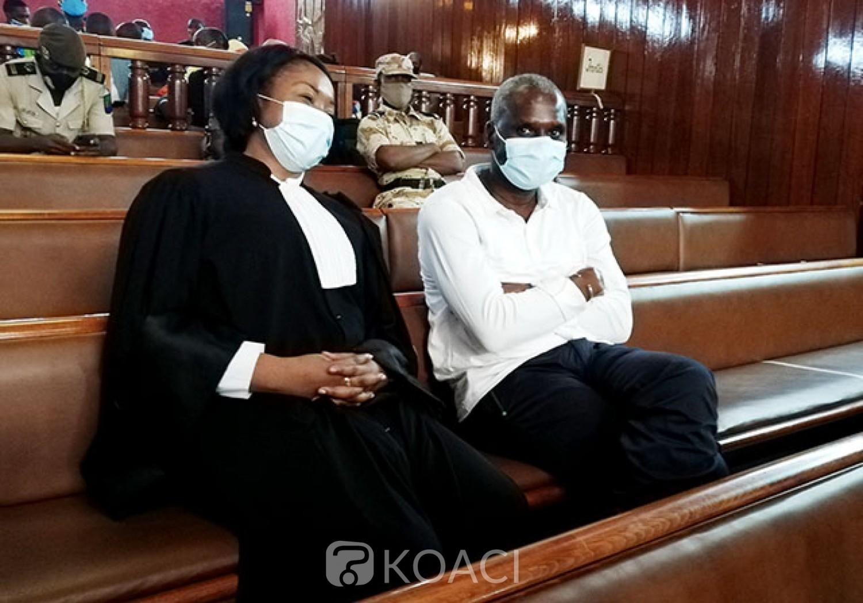 Gabon : Condamné pour « détournement de fonds », l' ex ministre Magloire Ngambia sort de prison