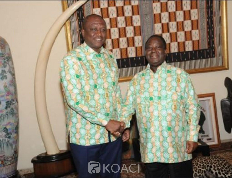 Côte d'Ivoire : Hamed Bakayoko tacle Bédié : « La revanche n'est pas un projet de société, j'attends toujours son  projet »