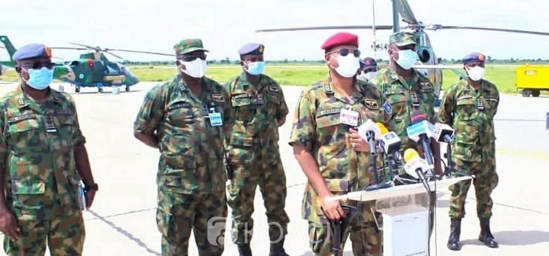Nigeria :  L'Armée rassure les populations sur le ballet des avions militaires à Abuja