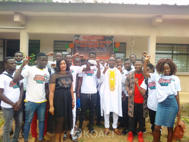 Côte d'Ivoire : Bouaké, afin de s'adjuger la récompense de 10 millions fcfa, une cinquantaine de groupe à l'assaut de « Mon Gbonhii TFA »
