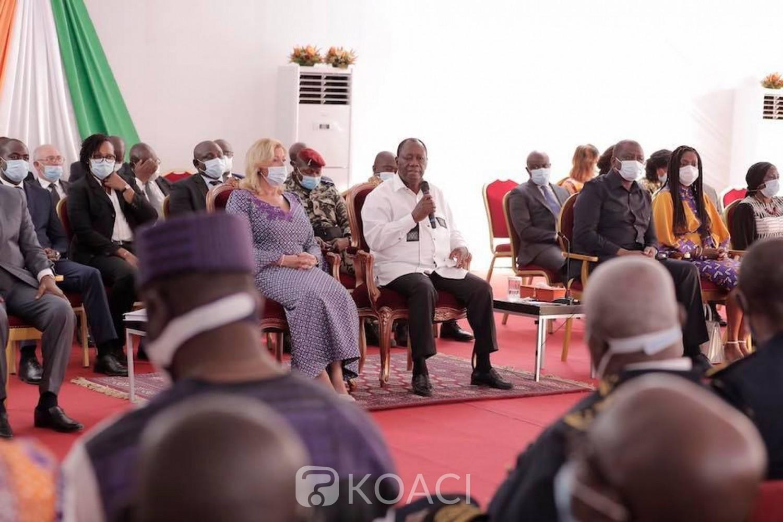 Côte d'Ivoire : Présidentielle, Ouattara, justifie le « recalement » de Mabri et Amon Tanoh par le Conseil constitutionnel