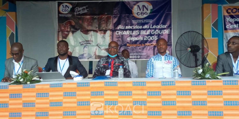 Côte d'Ivoire : Élection 2020, depuis Yopougon, Blé Goudé donne rendez-vous à ses partisans le samedi prochain à Anono pour un message aux Ivoiriens