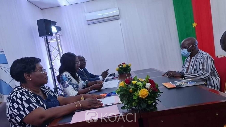 Burkina Faso : Présidentielle, la candidature de Roch Kaboré déposée