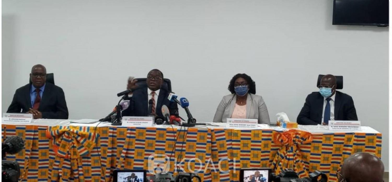 Côte d'Ivoire : 50.000  personnes attendues samedi à l'inauguration du stade olympique, Houphouët a eu la vision en 74, Ouattara l'a réalisé en 2020