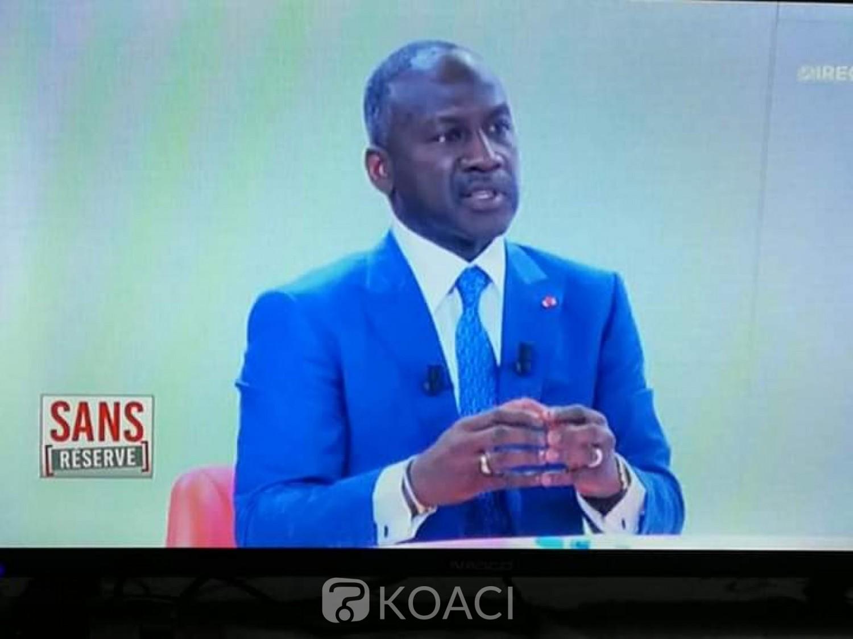Côte d'Ivoire : Adama Bictogo à Soro « il n'a pas le sens de la maturité, Guillaume Soro n'est pas notre préoccupation»