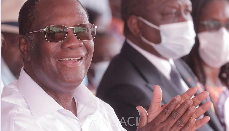 Côte d'Ivoire :  Yamoussoukro, Ouattara préside un conseil des ministres, lance la 7ème édition des JNCC et rencontre la chefferie Akouè