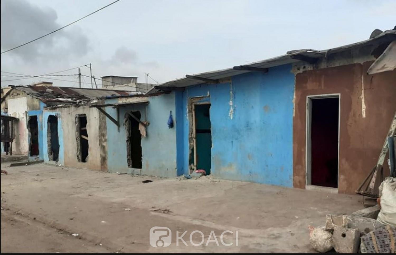 Côte d'Ivoire : Les sexshop des quartiers de la Paroisse Sainte Étienne et Adjoukrou, démolis à Koumassi