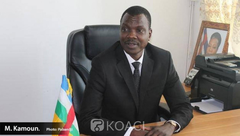 Centrafrique : L'ex-Premier ministre de transition Mahamat Kamoun, candidat à la Présidentielle