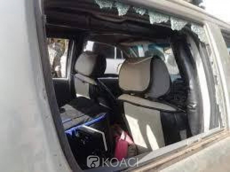 Guinée : Le cortège du Premier ministre attaqué à coup de pierres, dans un bastion de Cellou Dalein