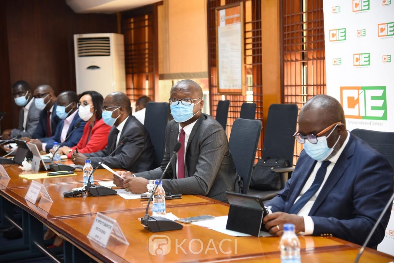 Côte d'Ivoire : Électricité,  l'Etat revoit à la baisse la Convention de concession du service public national de production, de distribution, d'exportation