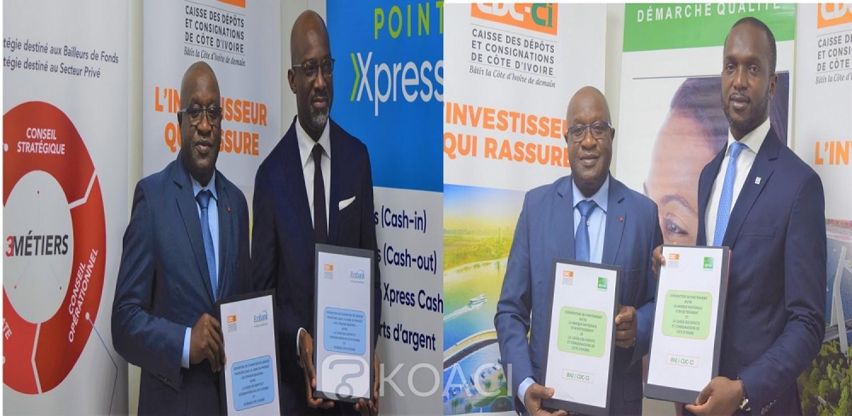 Côte d'Ivoire : Économie, CDC-CI  Épargne Diaspora séduit de nouveaux acteurs du secteur bancaire