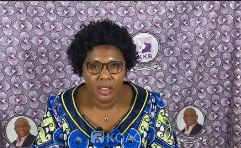 Côte d'Ivoire : Élection 2020, l'infox annonce le retrait de la candidature de KKB, son porte-parole s'inscrit en faux