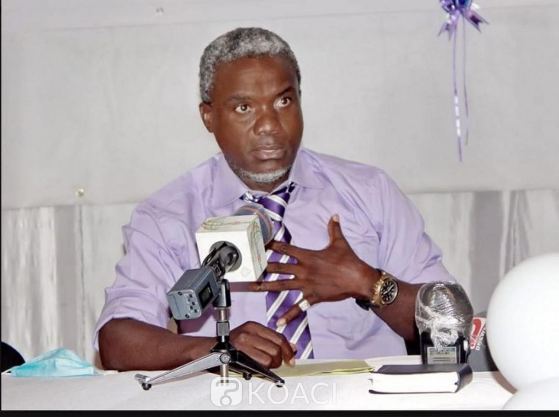 Côte d'Ivoire : Jean Yves Digbopieu, ancien membre de la galaxie patriotique de Blé Goudé signe son adhésion à l'AFD d'Affi N'guessan