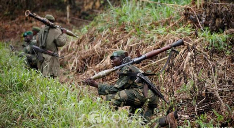 RDC : Ituri, 11 morts et 10 blessés dans des combats entre les FARDC et des miliciens FRPI