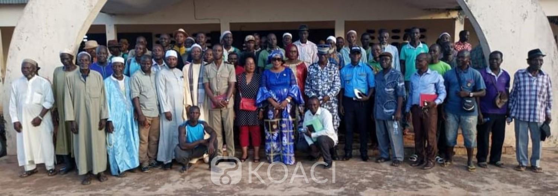 Côte d'Ivoire : Après des vives tensions entre Bété et Malinké suite à une marche de protestation, retour au calme à Guibéroua
