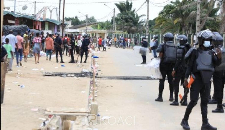 Côte d'Ivoire : Nouvelle prorogation de la mesure de suspension des marches, sit-in et autres manifestations dans la rue
