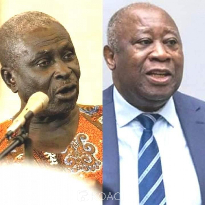Côte d'Ivoire : Décès de Sansan Kouao, Gbagbo salue avec déférence la mémoire de l'illustre disparu et décrète 3 jours de deuil