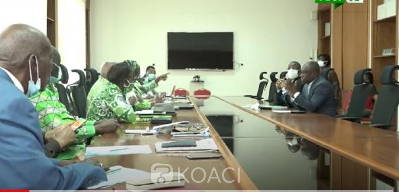 Côte d'Ivoire : PDCI, après avoir été entendu, KKB exclu temporairement du Parti pour « indiscipline notoire »