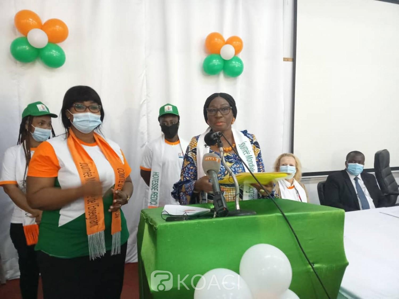 Côte d'Ivoire :  Célébration anticipée de la journée mondiale de l'enseignant par le REDICI, Kandia demande « aux institutrices d'être des mères pour tous les élèves »