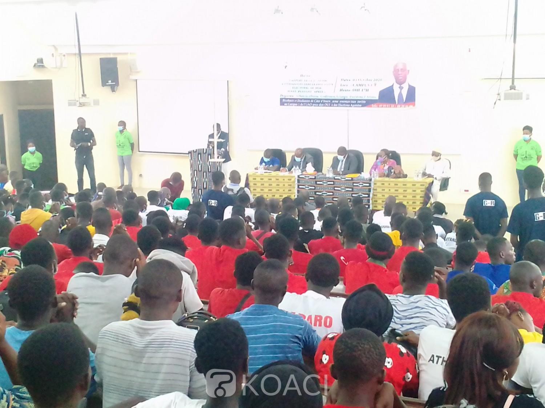 Côte d'Ivoire : Bouaké, lors d'une journée de réflexion sur le processus électoral, les étudiants invités à « pratiquer la paix »